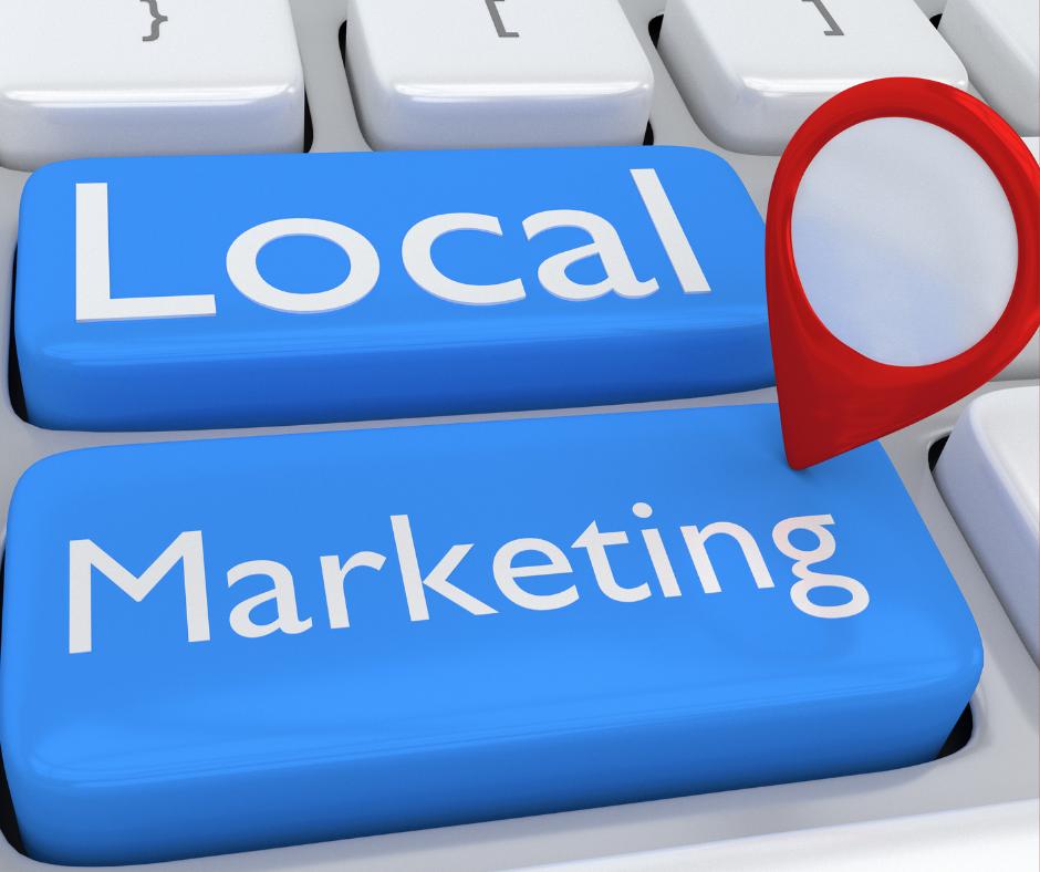 local marketing button